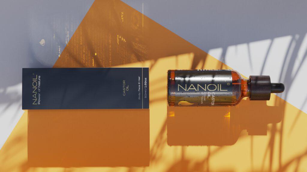 Nanoil Riznusöl zur Hautpflege